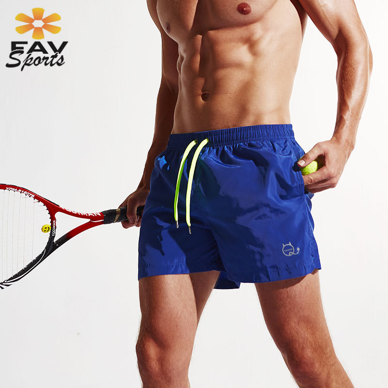 2018 Stylish Surfing Sports   Board     Shorts   Mens Summer Swimwear Quick Dry Beach Trunks Running Sportswear Bermuda   Shorts   5 Colors
