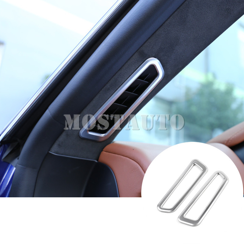 2018 Maserati Levante Interior: For Maserati Levante ABS Inner Front Pillar Air Vent