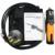 Portátil 720 P Sem Fio Wi-fi Endoscópio Endoscópio Câmera De Inspeção De Vídeo 2.0 Mega Pixels Tubo Macio 8.5mm de Diâmetro 1 Metro