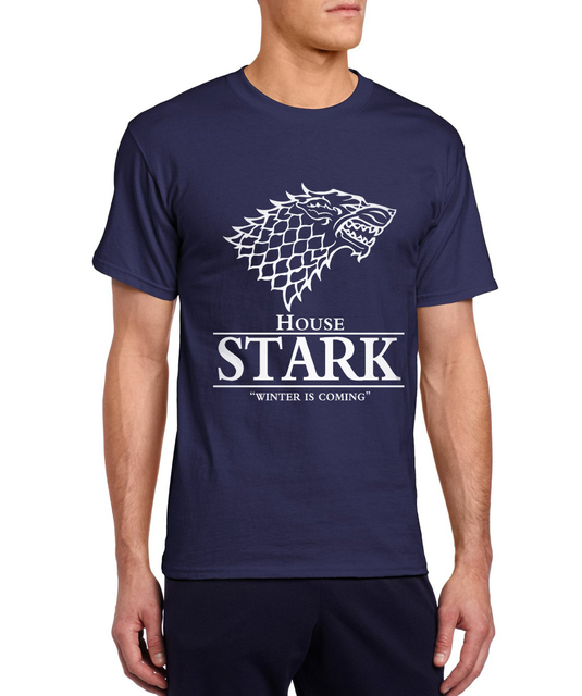 Winter Is Coming, Stark, T-Shirt