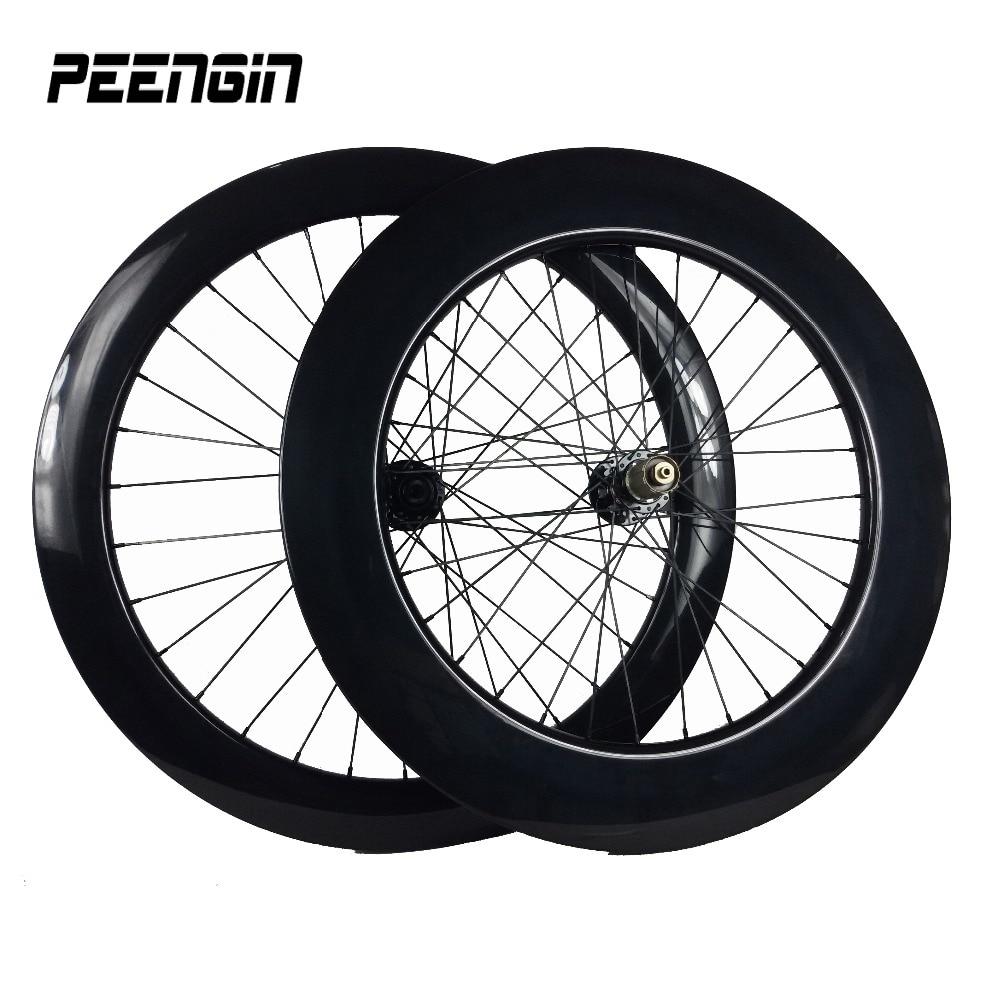 Высококачественный диск тормоза Углеродные смешанные колеса передние 60 мм задние 88 мм для шоссейного Велокросс велосипед езды carbone wheelset дешевые продажи - 2