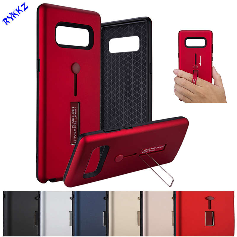Coque cases For Samsung Galaxy Note 8 SM-N950 N950F N950F/DS N950U TPU+PC case for Samsung note8 SM N950 silicagel phone cover