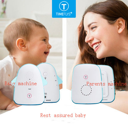 Baby supplies newborn baby crying alarm wireless monitoring mother with baby little helper convenient baby medicine feeder helper yellow translucent white