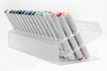 Copic plastic penholder/can hold 70 pcs copic markers,freeshipping