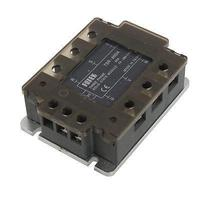 New Three 3 Phase Solid State Relay SSR TSR 80DA 80A 4 32V DC 24 380V
