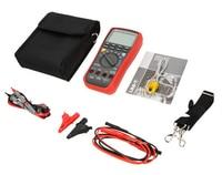 UNI T UT533 RMS Auto 50~1000V Insulation Earth Resistance Meter Digital Multimeter Capacitance Temperature Tester Megohmmeter