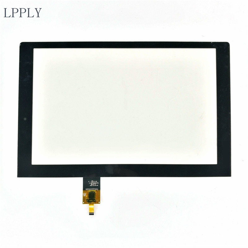 LPPLY New For Lenovo YOGA Tab 3 YT3-X50M YT3-X50F Touch Screen Digitizer Sensor Replacement Parts for lenovo tab