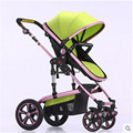 Kinderwagen stroller Folding Mother Baby Stroller Bike Carrier Bicycle Carrinho Aluminium Alloy baby car baby stroller 3 in1