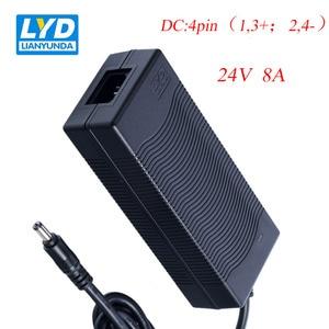 24V/8A Supply LED Power Adapte