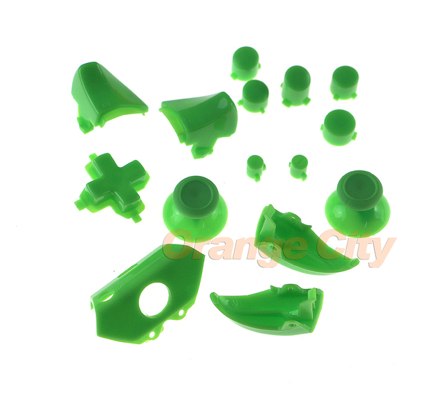 Full Mod Kit Triggers DPad Thumbsticks full buttons for xbox one controller