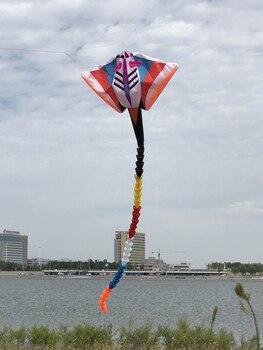 Nueva cometa colgante de competición de 15M 20M de potencia con software rays kite/kite