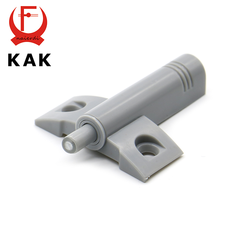 NED High Quality Wholesale 15PCS/Lot Gray White Kitchen Cabinet Door Stop Drawer Soft Quiet Close Closer Damper Buffers
