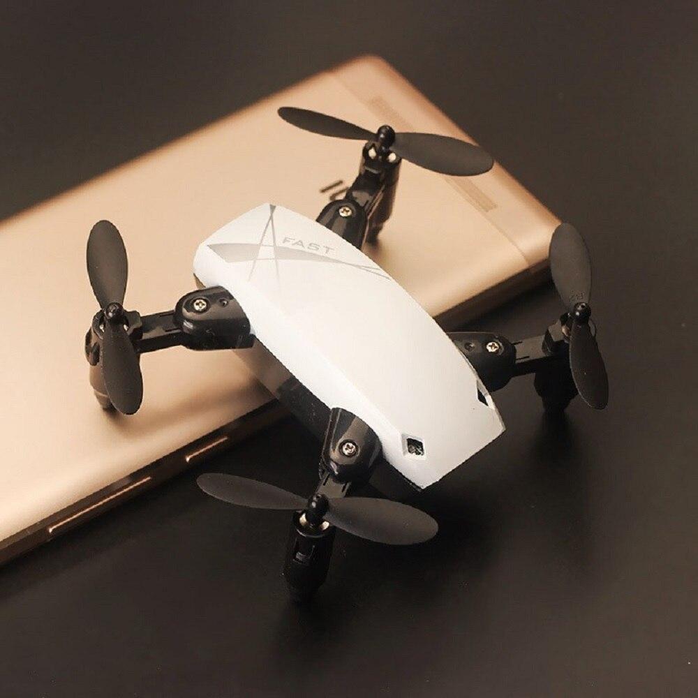 S9 2.4G Mini Foldable Drone 360 Degree Flip One-Key Return Headless Mode H/L Spe