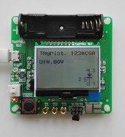 Versão 3.7 v do medidor do esr do indutor capacitor diy mg328 multifunction tester|version| |  -