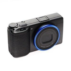 Image 3 - Original Blue Lens Ring ONLY for Ricoh GR3 /GRIII