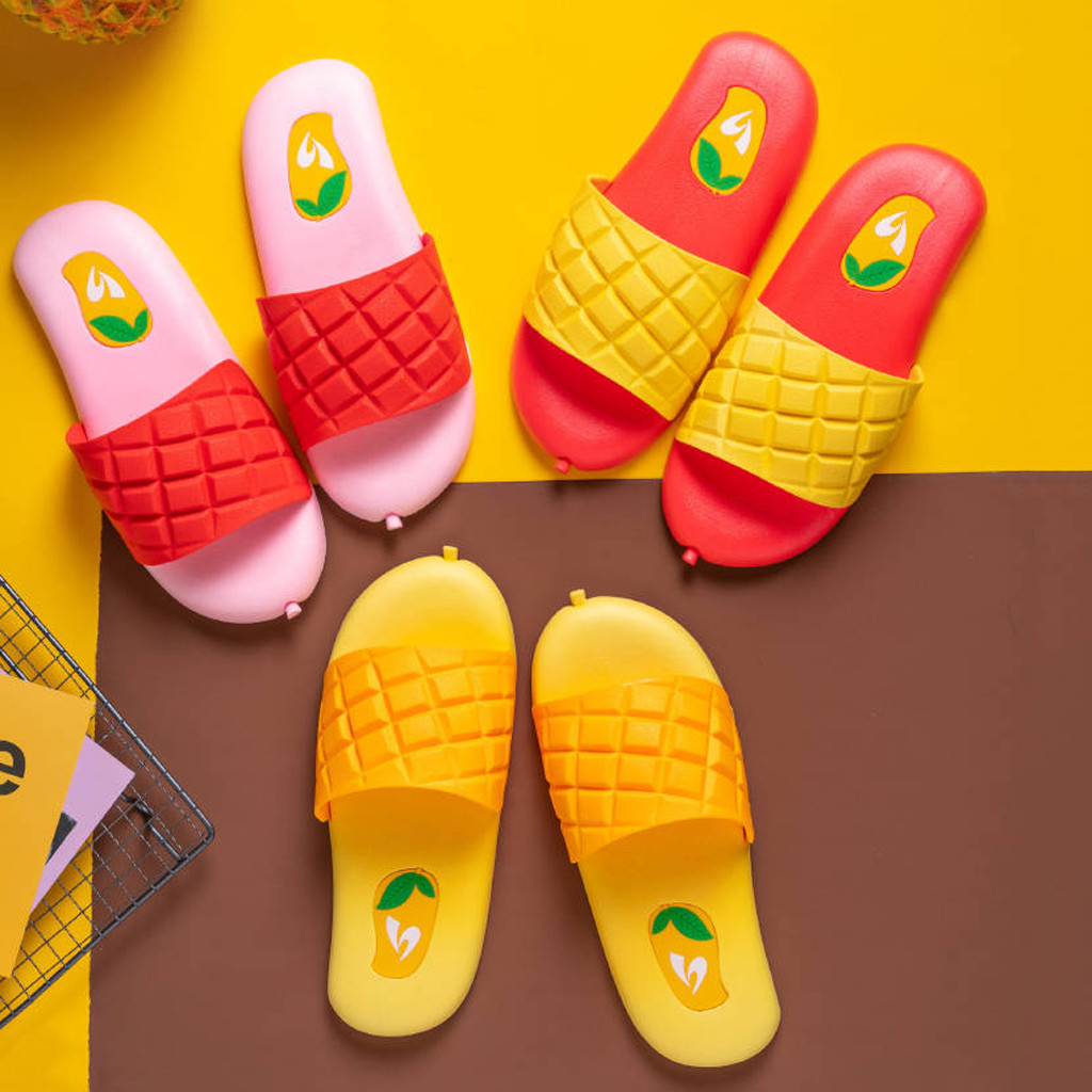 Cute Cartoon Summer Boy Slippers Kids Girl Boy Beach Sl;ipper Shoes Toddler Baby Unisex Kids Lovely Home Slippers Girls(China)