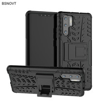 Huawei P30 Pro Case Silicone Hard Bumper For Cover Funda BSNOVT