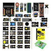 Keyestudio Kit de démarrage avec capteur 37 en 1, pour BBC, Micro:Bit (pas de Micro: carte de Bit)