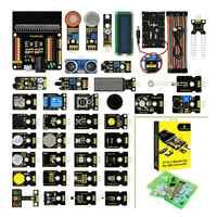 Keyestudio 37 in 1 Sensore di Starter Kit per BBC Micro: Bit (NON Micro: Bit Scheda)