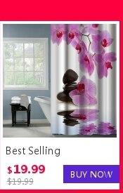 chuveiro engrossar tecido banheiro cortina tamanho 180x180cm