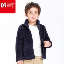 Boys Girls Kids Coat Hoodie Jacket Sweater Pullover Outwear Polar Fleece  Hoodie Coat Warm Jacket