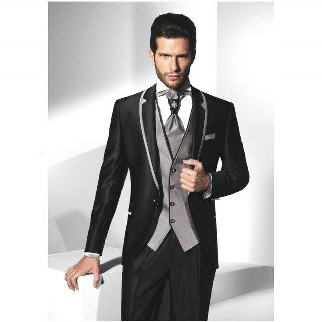 00572ebf363bf Ocio caliente de la venta trajes para hombre trajes de boda para hombre  padrinos de boda