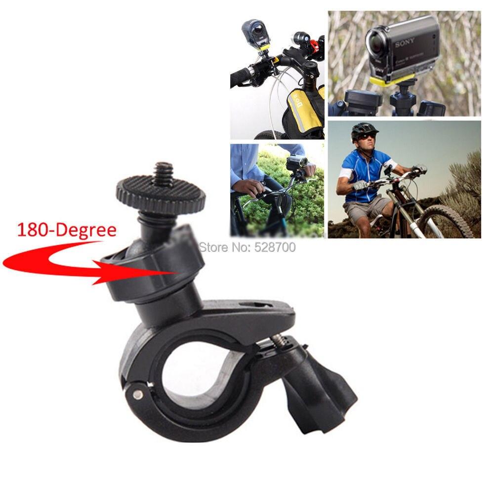 Bike Handlebar Holder Outdoor Sports  Kit for Sony FDR-X1000V/W 4K Action Cam HDR-AS15 AS20 AS30V