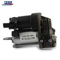 Air Suspension Compressor For Mercedes ML Class W164 X164 Air Pump OEM 1643201204 1643200204 1643200504 1643200904
