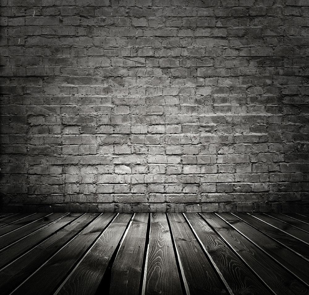SHENGYONGBAO 10X10ft Art Tissu Personnalisé Photographie Backdrops Prop bois arrière-plans pour photo studio JTY-09