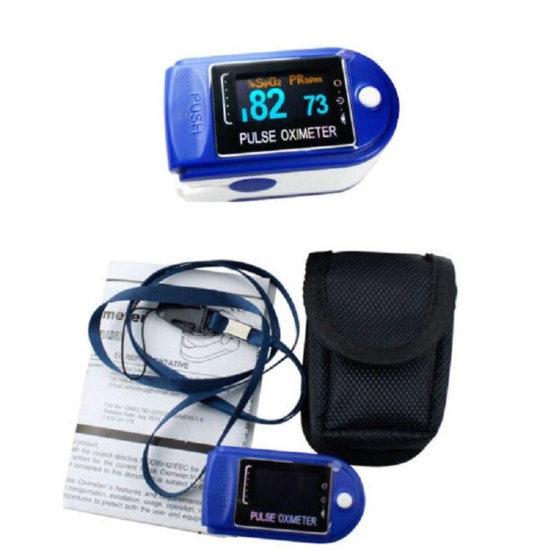 Monitor de Saturação de Oxigênio Contec Spo2 no Sangue Contec