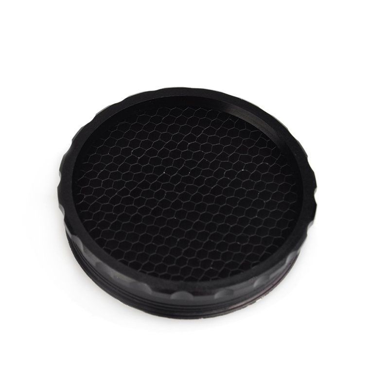 SEIGNEER Killflash/Kill Flash For MRO Red Dot Withstand The Hit Of High Power Airsoft Rifle Metal Mesh Scope Protector