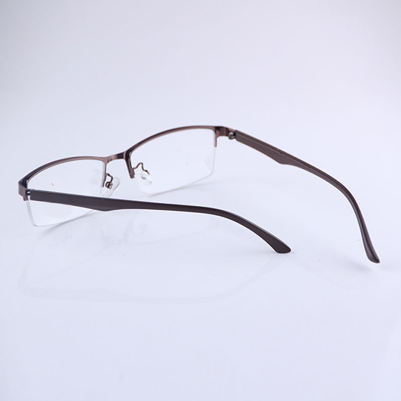 Image 4 - HEJIE Man's Alloy Anti Blue Rays Reading Glasses Anti scratch Lens Diopter 0+0.25+0.5+0.75+1.0+1.25+1.5+1.75+2.0 to +4.0 Y2552-in Men's Reading Glasses from Apparel Accessories