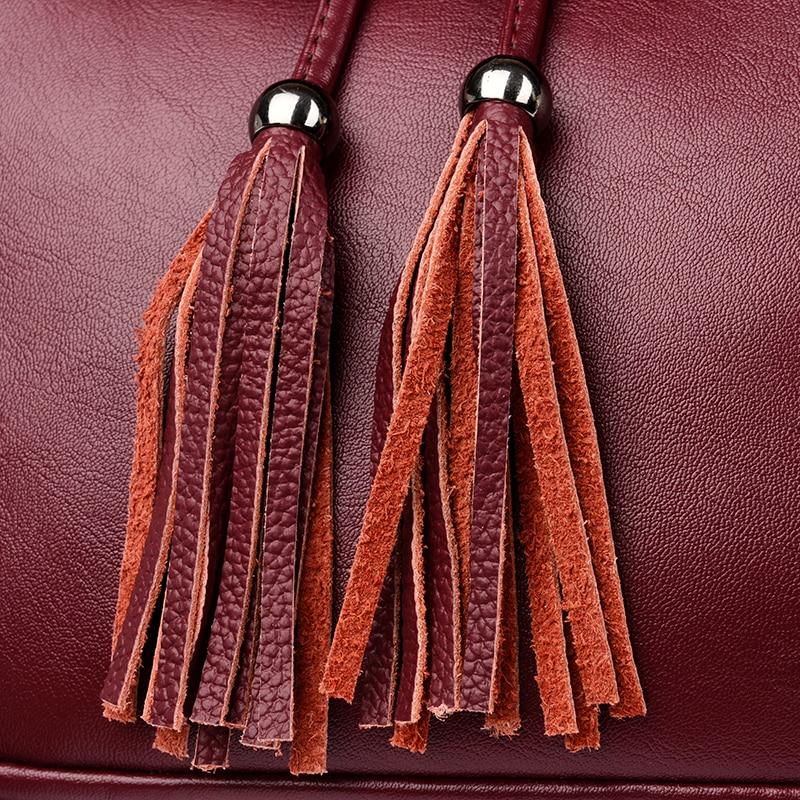 HTB1qKkCAk9WBuNjSspeq6yz5VXan Fashion2018 Women Backpacks Women's Leather Backpacks Female school backpack women Shoulder bags for teenage girls Travel Back