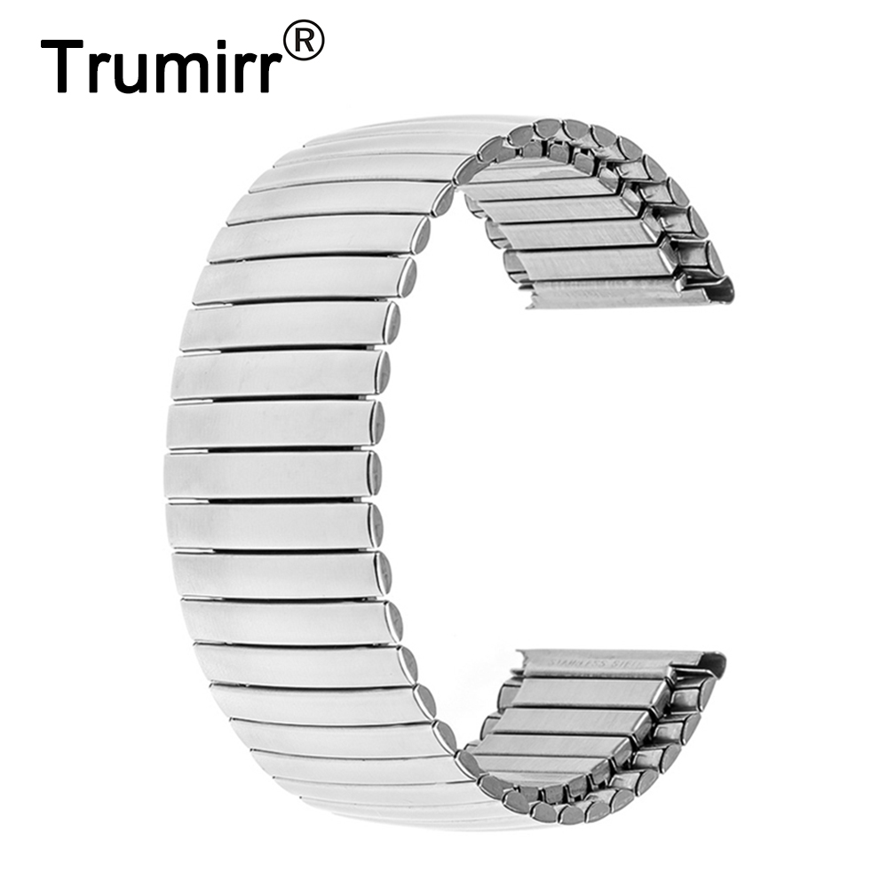 24mm Elastic Watchband for Sony Smartwatch 2 SW2 Stainless Steel Watch Band Replacement Strap Link Bracelet with Tool Spring Bar stainless steel watchband for garmin fenix 5 5s epix forerunner 935 fr935 vivoactive hr elastic watch band link strap 20 22 24mm