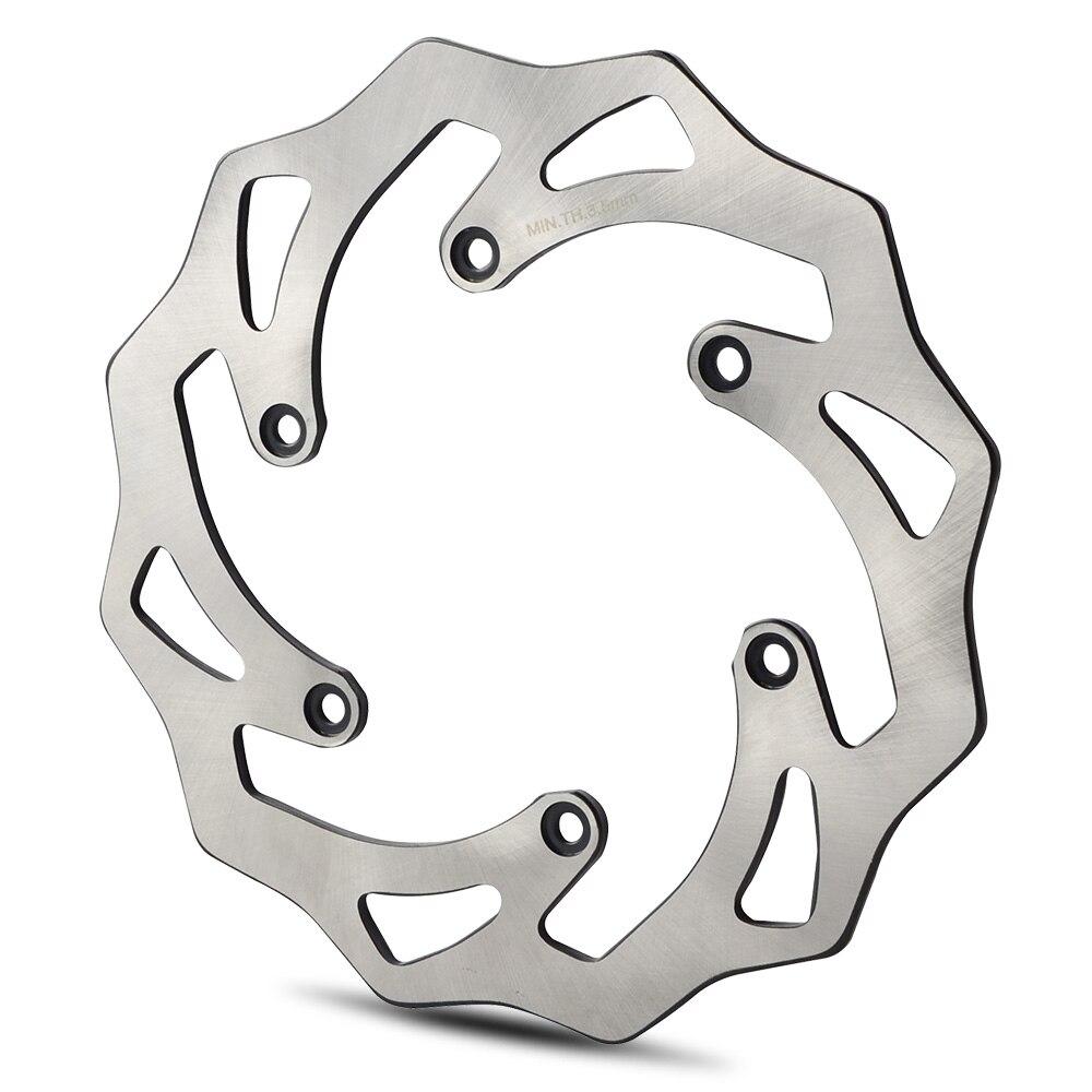 H2CNC Rear Brake Disc Rotor For KTM 125 150 200 250 300 350 450 500 SX SXF XC EGS EXC XCF XCW Freeride SIX Days Etc Dirt Bikes