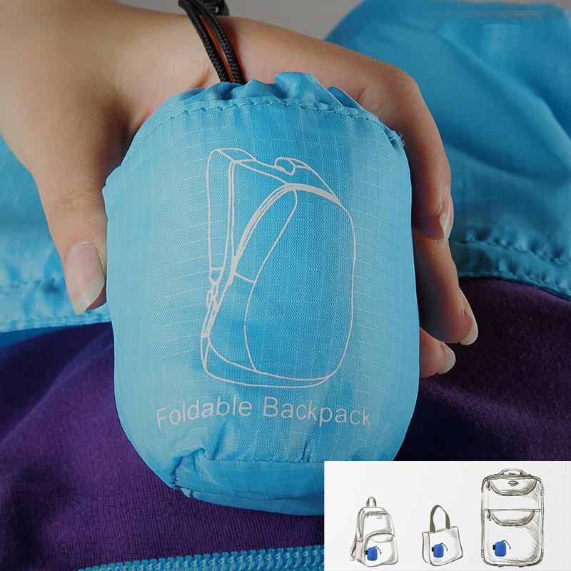 foldable backpack best sale 3