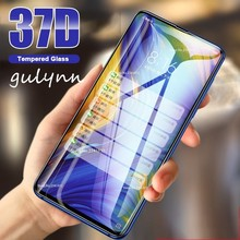 37D Protective Glass On Redmi Go 7 5 Note 5A 6 Pro Screen Protector Safety For Xiaomi Mi 9 8 A2 Lite Full Cover