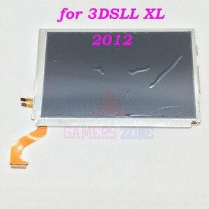 Image 3 - 3DS LL / 3DS XL 용 원본 상단 상단 LCD 화면 디스플레이