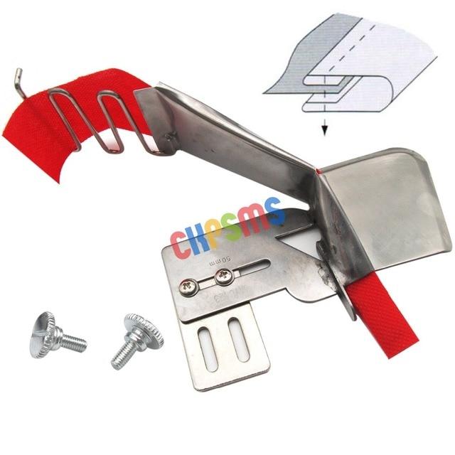 Reliure pour Machine à coudre | Double pli, finition propre, fixation du liant au dessus et au bas de la Machine à coudre #