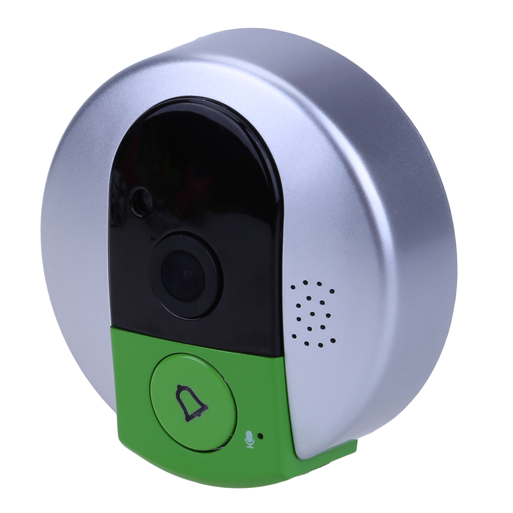 US/EU/UK/AU Plug IP Door Camera Eye HD 720P Wireless Doorbell WiFi Video Peephole Wifi Door Camera 100-240V AC 75*73*27mm us eu uk au plug ip door camera eye hd 720p wireless doorbell wifi video peephole wifi door camera 100 240v ac 75 73 27mm