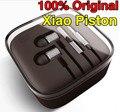 100% original xiaomi pistão ii 2 mi fone de ouvido fones de ouvido com controle remoto & mic para xiaomi mi4 mi3 hongmi note do telefone caixa de varejo