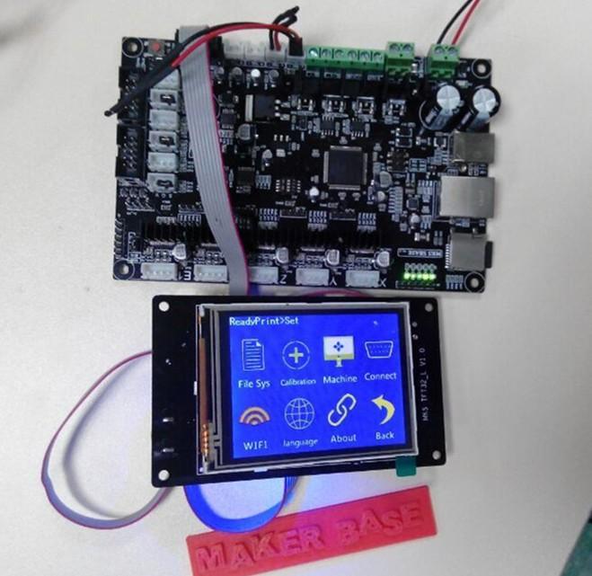 MKS SBASE V1.2 with MKS TFT28