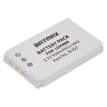 Recarregável para Loh880 V de ÍON R-ig7 Batmax Bateria 1 PC 3.7 Lítio Logitech Harmony ONE 900 720 850 880 885 890 PRO H880