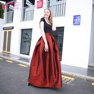 TANYA BRIDAL Long Prom Dresses Blue Black Formal Women 72ee4c118533