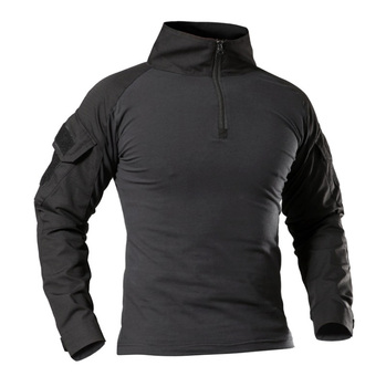 Taktyczna koszula bojowa z długim rękawem G2 Airsoft Paintball wojskowa koszula zewnętrzna mężczyźni Multicam czarny Typhon Ranger zielony (STG051181) tanie i dobre opinie G2 Combat Shirt NYCO fabrics fleece STINGER GEAR Pasuje mniejszy niż zwykle proszę sprawdzić ten sklep jest dobór informacji
