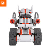 Xiaomi MiTU Mi Bunny Robot Building Block Set Battery powered Toy Smart Mobile APP Control 2.4G Wireless Voice Command Robot