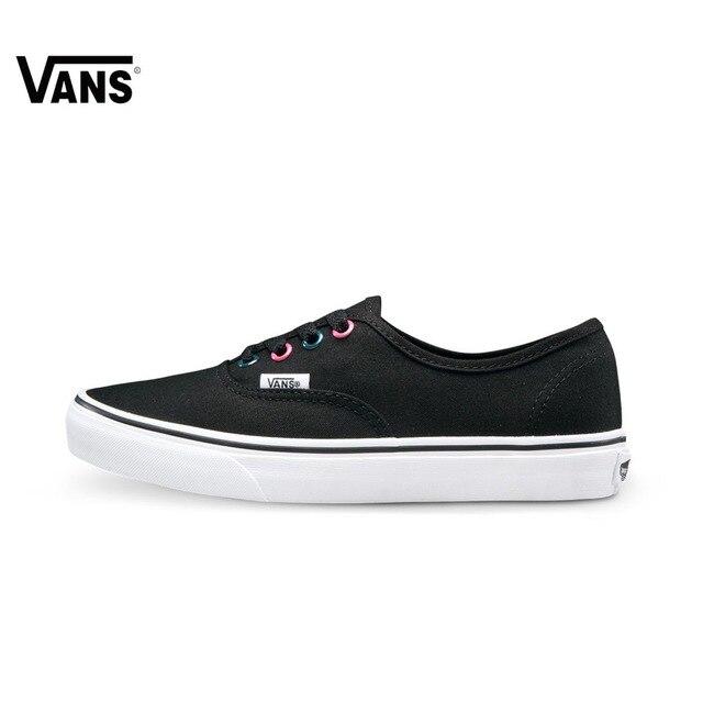 womens Skateboarding Shoes Canvas white and black skateboard Sport Sneaker