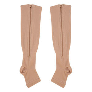 1a708770cff Women Compression Knee Socks Pantyhose Thigh Stocking size