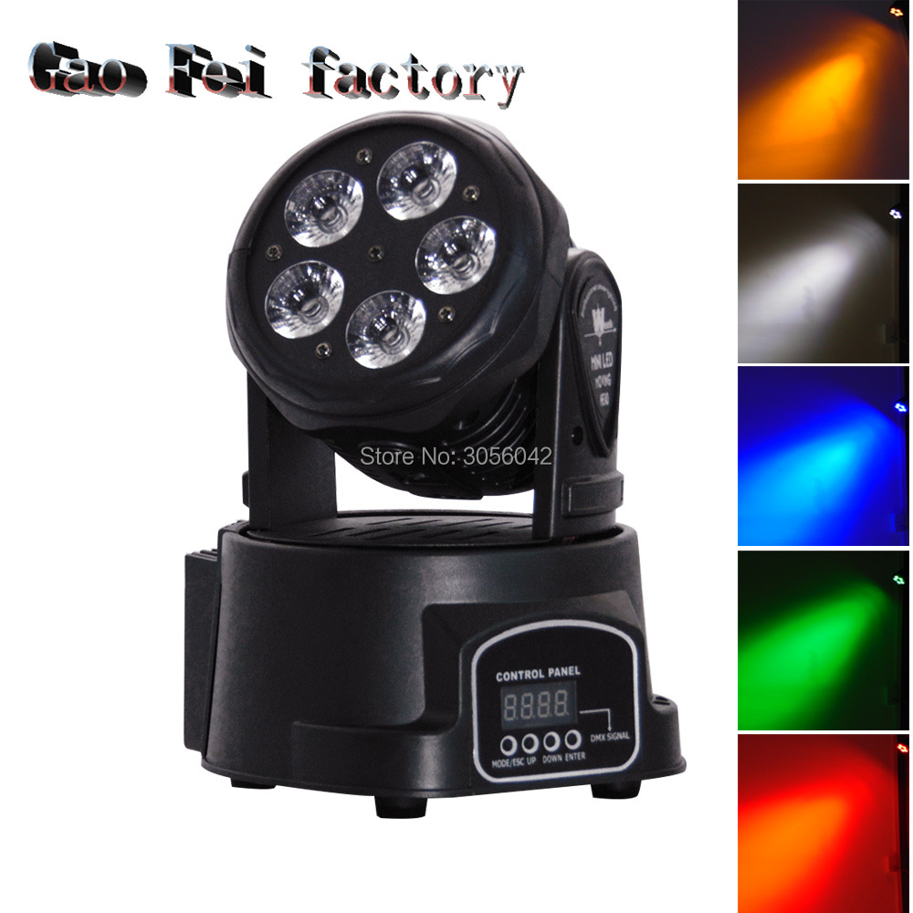 DMX RGBWA+UV 6in1 LED beam Wash Moving Head Light Stage Party Laser Show Disco free shipping 3wx36 rgb moving head wash professional dmx disco light show new product for 2016