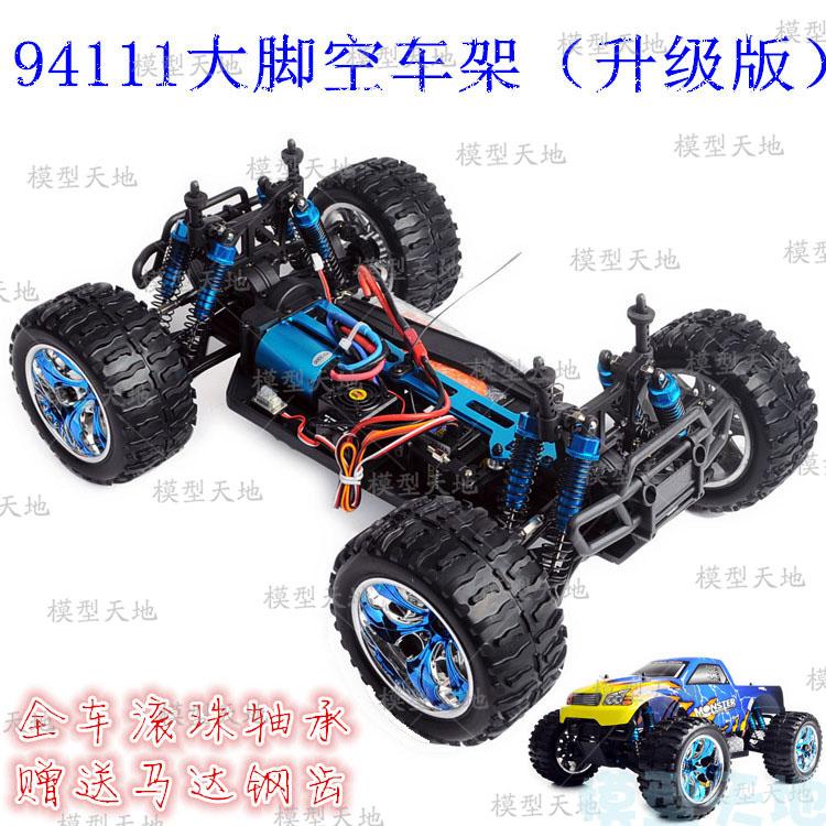 110 Camión Coche Monstruo Vacío Pie 4wd Juguetes Grande Todoterreno Rc Modelo Vehículo Buggy rtsdhQ